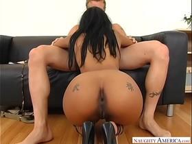 Naughty America - Kapri Styles Takes An Ass Pounding