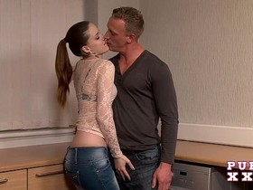 PURE XXX FILMS Between Tea and Pussy