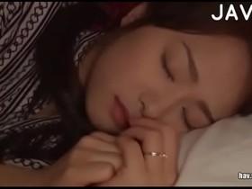 JAV Sleeping Beauty Getting Fuck